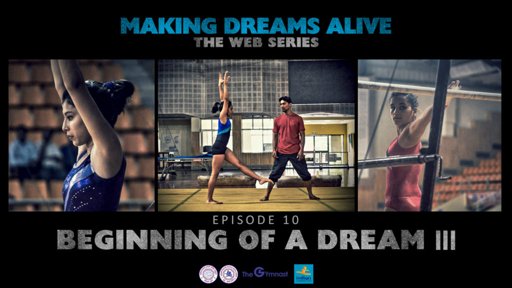 Making Dreams Alive | S01E10 | Beginning of a Dream III