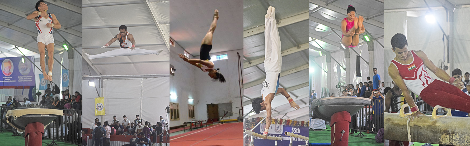 India at 2017 Artistic Gymnastics World Championships