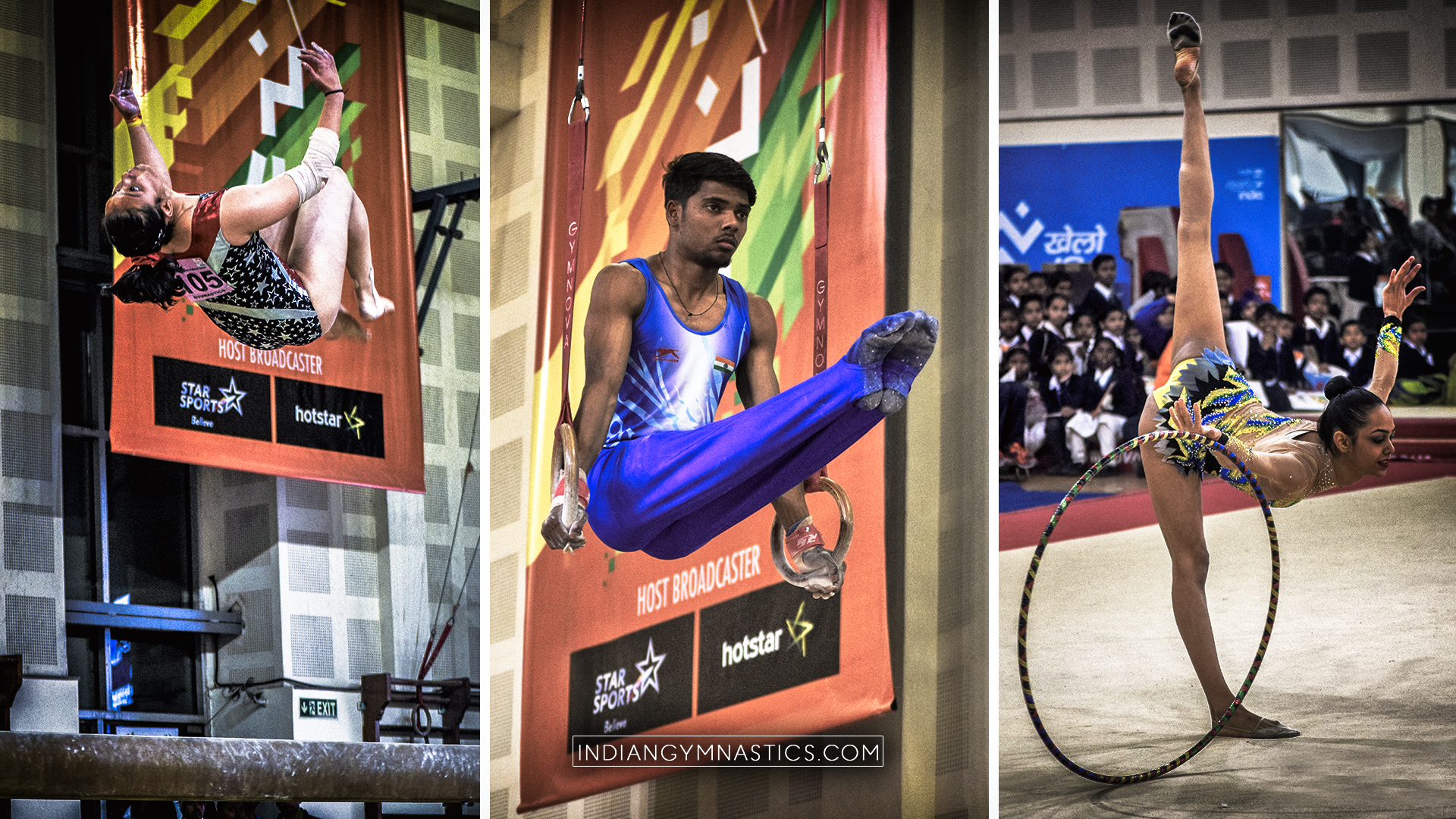 Khelo India School Games Gymnastics 2018 | Photo Album and Results