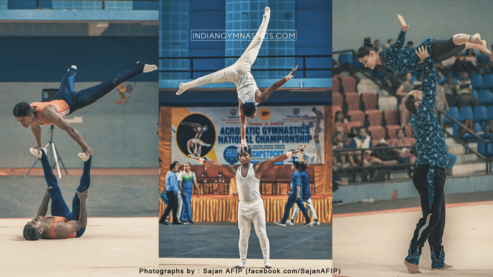 11th Junior & Senior Acrobatics Gymnastics National Championship | Results