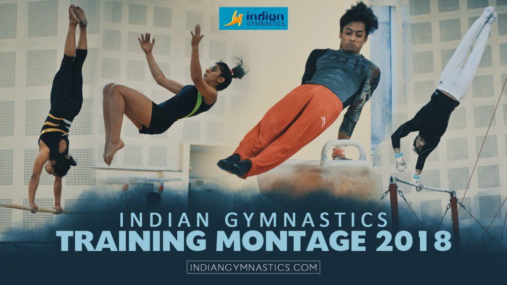 Indian Gymnastics Training Montage 2018