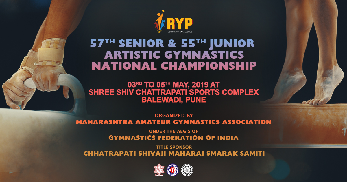 RYP 57th Senior & 55th Junior Artistic Gymnastics National Championship