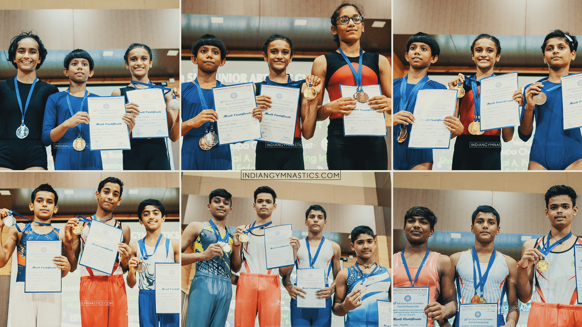 Apparatus Final Results | 29th Sub Jr. Artistic Gymnastics National Championship 2019